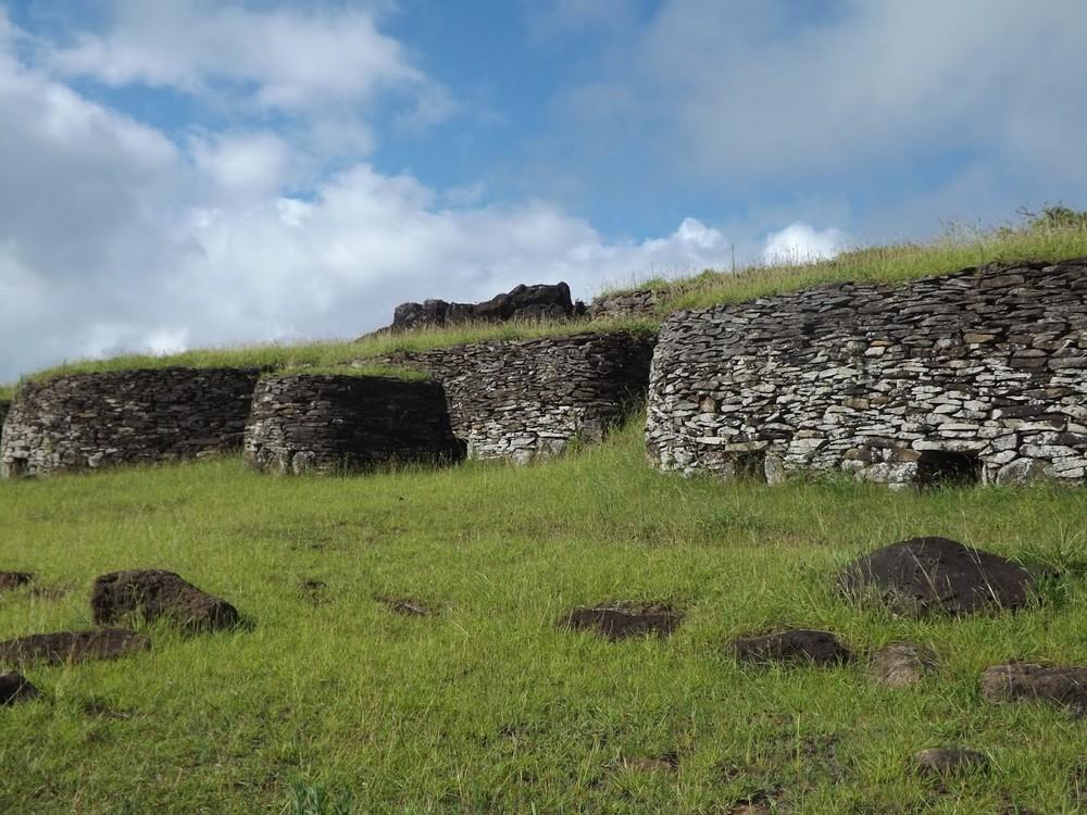 Village Orongo