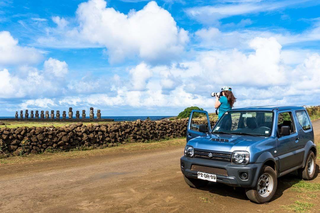 Location de voiture Ile de Pâques