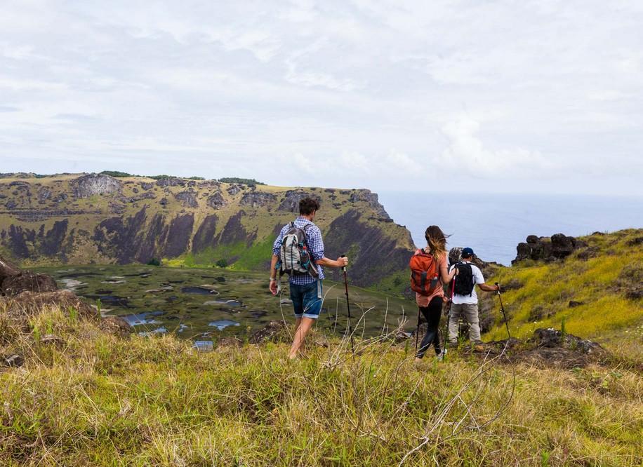 Trekking Ile de Pâques